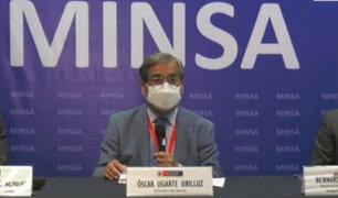 Covid-19: Minsa reprograma vacunación de adultos mayores con citas el 4, 5 y 7 de mayo