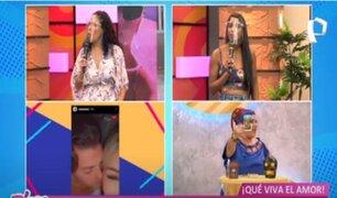 Las Picantitas del Espectáculo: Paula Manzanal e Ignacio Baladán se muestran juntitos en foto