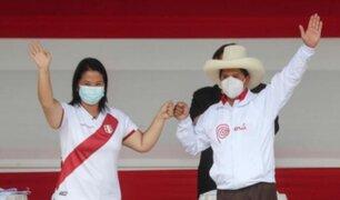 Fuerza Popular y Perú Libre definirán programación de los 4 debates propuestos por el JNE