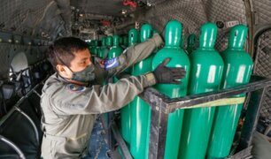 Apurímac: ante aumento de casos Covid-19  piden puente aéreo para dotar de oxígeno a provincias