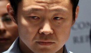 Kenji Fujimori tiene principios de neumonía tras dar positivo a la COVID-19