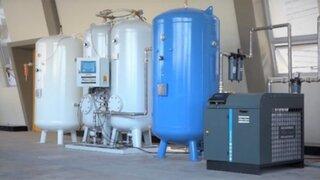 UNI tiene 4 plantas de oxígeno, pero no puede entregarlas por anulación de contrato con el Minsa