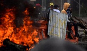 Colombia: denuncian desaparición de al menos 87 personas durante protestas sociales