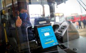 ATU integrará servicios de transporte urbano con tarjeta de pago sin contacto