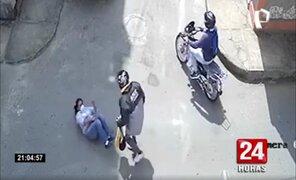 Cercado de Lima: vecinos afirman estar desahuciados ante la inseguridad