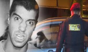 San Borja: Extranjero asesina a balazos a su pareja y luego se suicida