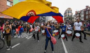 Paro Nacional en Colombia: se registra nueva jornada de protestas contra presidente Duque