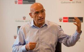 Ministro de Economía afirma que la economía peruana viene recuperándose