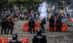 Crisis en Colombia: aumentan a 24 los muertos en protestas sociales