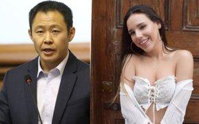 Conoce a Daniela Linares, la hijastra influencer de Kenji Fujimori