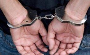 Trujillo: tras paciente seguimiento capturan sujeto con dos requisitorias por tráfico de drogas