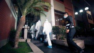 Feminicidio en San Borja: hijos quedaron bajo custodia de familia paterna