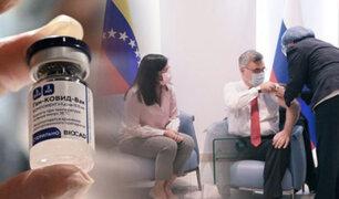 Venezuela inicia ensayos de la vacuna rusa EpiVacCorona