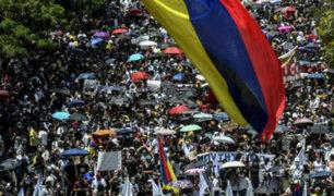 EN VIVO | Paro Nacional en Colombia: protestan por noveno día contra gobierno de Duque