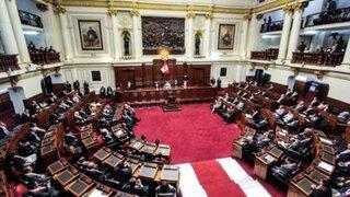 Retiro de AFP: congresistas advierten censuras y hasta vacancia si Ejecutivo recurre al TC