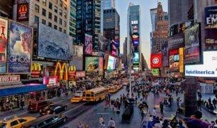 La ciudad Nueva York ofrecerá vacunas gratis a turistas