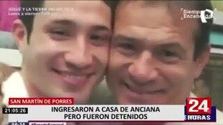 SMP: Hijo de Miguel Barraza es detenido tras intentar escapar de centro de rehabilitación