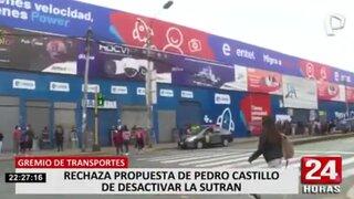 Microempresarios preocupados ante propuesta de Castillo de no permitir importaciones al país