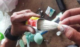 Piura: sujeto intentó ingresar droga a penal camuflada en envases de crema dental