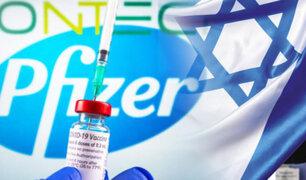 Vacuna de Pfizer tiene más del 95% de efectividad, según estudio en Israel