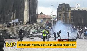 Colombia: continúan las protestas en medio de denuncias de abuso policial