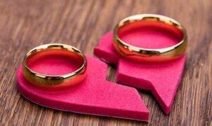 Más de 4 200 parejas decidieron divorciarse durante la pandemia