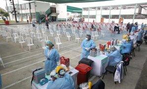 Covid-19: vacunación a personas entre 63 y 64 años inicia este lunes 31 de mayo
