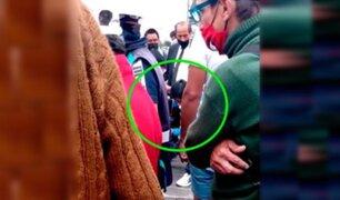Cercado de Lima: marcas asaltan a balazos a cambista y le arrebatan  20 mil dólares