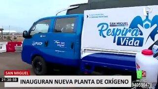 San Miguel: implementan vehículo para recoger balones, rellenarlos y devolverlos a sus dueños