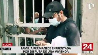 Habla abogado de familia implicada en violento desalojo en Comas