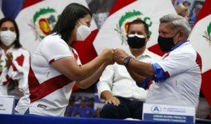 Segunda vuelta: César Acuña oficializa respaldo a Keiko Fujimori