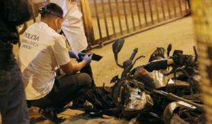 SMP: hombre abate a 2 delincuentes que lo asaltaron