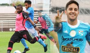 Sporting Cristal derrota por 2-1 a Cusco FC
