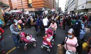 Mesa Redonda: cientos realizaron compras de última hora previo al Día de la Madre