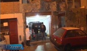 Santa Anita: autoridades intervienen cochera donde escondían autos robados
