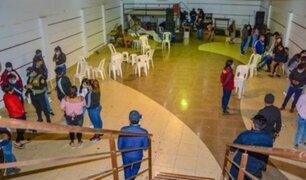 """La Libertad: sin temor a infectarse más de 80 personas participaban de """"Fiesta Covid″"""