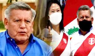 El nuevo pacto político de Acuña: Alianza para el Progreso se suma a la campaña de Keiko Fujimori