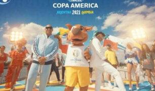 Copa América 2021: Conmebol genera expectativa con adelanto de canción oficial