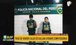 Santa Anita: ladrones de cabina de internet roban S/.75 mil en equipos y los revenden a S/.7 mil