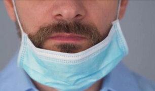 INS advierte que personas con barba tienen mayor riesgo de contraer covid-19