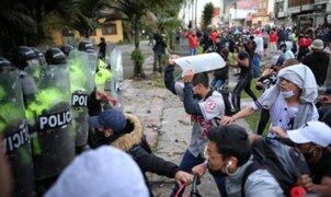 Colombia: Iván Duque y Comité del Paro no llegan a ningún acuerdo