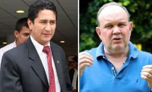 Cerrón denunció a López Aliaga por presunta instigación al homicidio