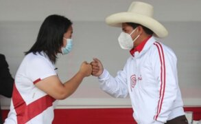 Keiko Fujimori vs Pedro Castillo: Mininter desestima solicitud para debate en Santa Mónica