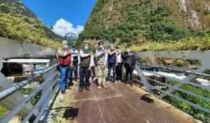 Cusco: adultos mayores de 60 años de Machu Picchu reciben vacuna contra COVID-19