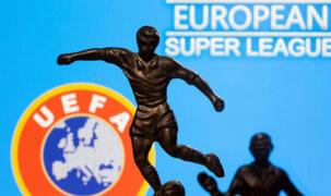 UEFA abre investigación disciplinaria contra Real Madrid, Barcelona y Juventus