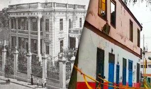 Vecinos de Barranco preocupados ante riesgo de derrumbe de antiguas casonas