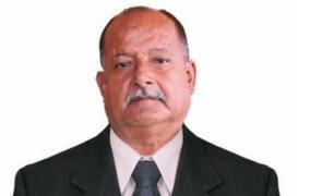 Piura: alcalde del distrito de Las Lomas murió a causa de la covid-19