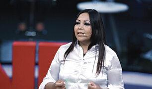 Cecilia García en sesión en el Congreso: Haremos 'chanchita' para que se priorice proyecto de AFP