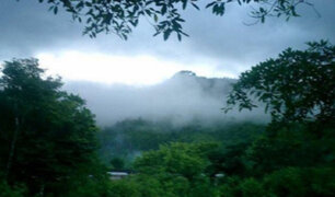 Sexto friaje: se prevén temperaturas de 16 grados en la Selva desde mañana