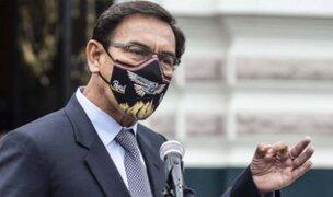 """Vizcarra asegura que le pidieron US$ 500 mil para """"una resolución favorable"""" en el PJ"""